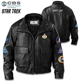 STAR TREK: The Next Generation Men's Jacket