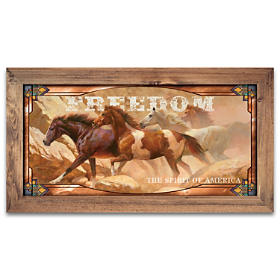 Freedom: The Spirit Of America Wall Decor