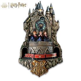 HARRY POTTER HOGWARTS Wall Clock