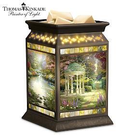 Thomas Kinkade Serenity Garden Wax Warmer