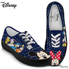 Disney Friendship And Fun Women's Shoes