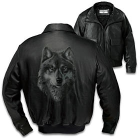 Spirit Of The Wild Men's Jacket