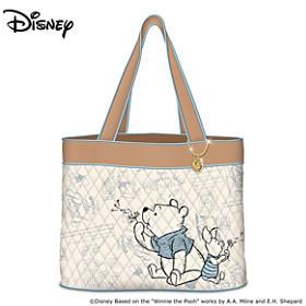 Disney Winnie The Pooh A Classic Tale Tote Bag