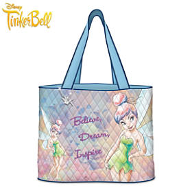 Disney Believe In The Magic Tote Bag