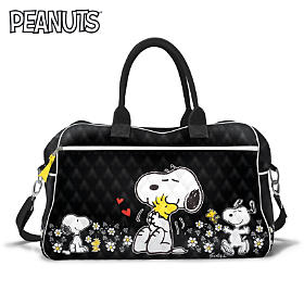 Happiness Is A Warm Hug PEANUTS Weekender Bag