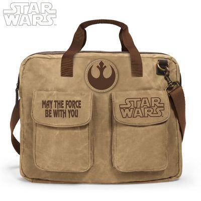 Licensed Star Wars Despatch Messenger Bag 36 cm Khaki