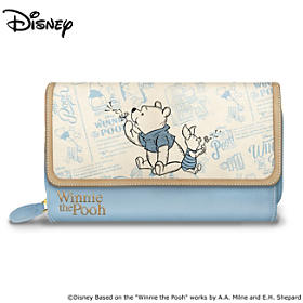 Disney A Classic Tale Winnie The Pooh Wallet