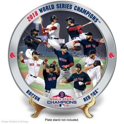 72379784d09 2018 MLB World Series Champions Boston Red Sox Heirloom Porcelain ...