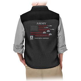U.S. Army Men's Vest