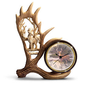 Woodland Wonders Clock