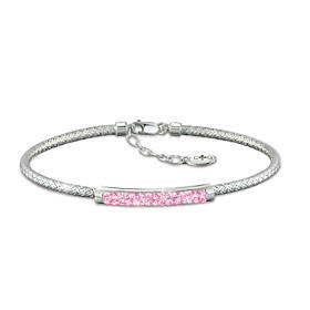 Classic Beauty Personalized Bracelet