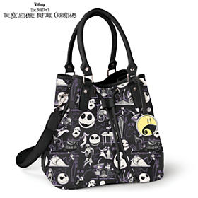 Disney Tim Burton's The Nightmare Before Christmas Handbag