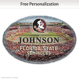 Florida State University Personalized Welcome Sign