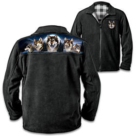 Guardians Of The Night Men's Jacket