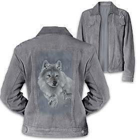 Silver Majesty Women's Jacket