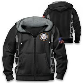U.S. Navy Men's Hoodie