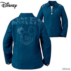 Disney All Ears Mickey Mouse Women's Jacket