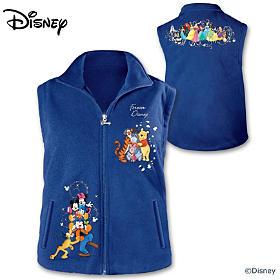 Forever Disney Women's Vest