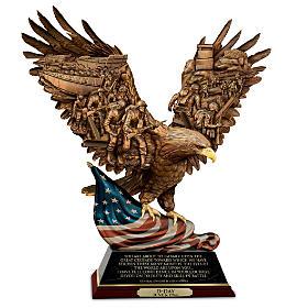 D-Day 75th Anniversary Commemorative Sculpture
