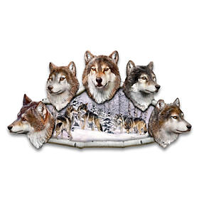 Power Of The Pack Wall Decor