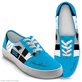 NFL Patchwork Panthers Women's Shoes
