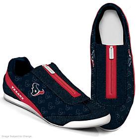 In It To Win It Texans Women's Shoes
