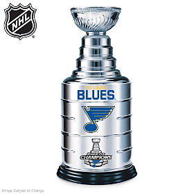 Blues® 2019 Stanley Cup® Trophy Sculpture