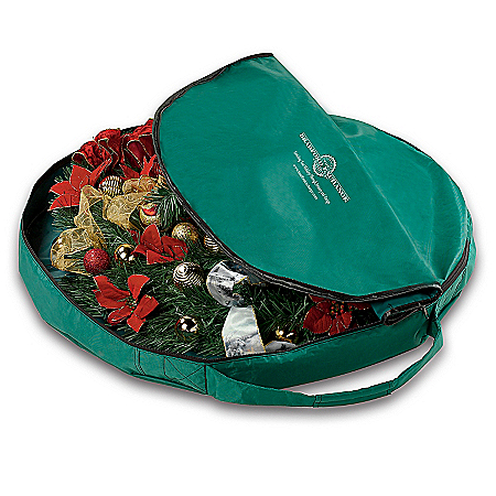 Photo of Pull-Up Christmas Tree Bag For The Thomas Kinkade Pre-Lit Pull-Up Christmas Tree by The Bradford Exchange Online