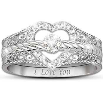 Valentine's Day Rings