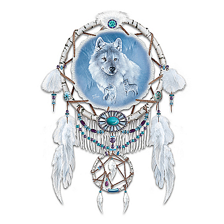 Photo of Dreamcatcher Wall Decor: Dream Guardians by The Bradford Exchange Online