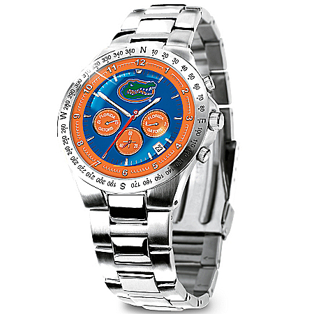 Photo of Florida Gators Collector's Watch by The Bradford Exchange Online