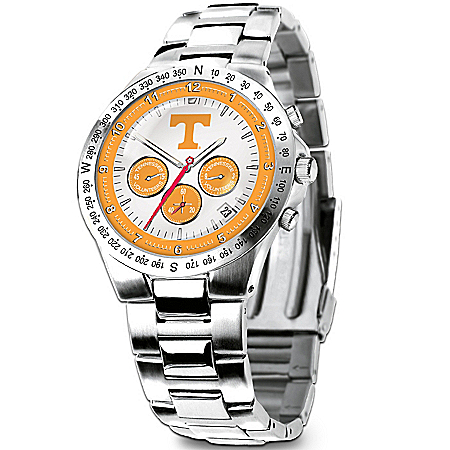 Photo of Tennessee Vols Collector's Watch by The Bradford Exchange Online