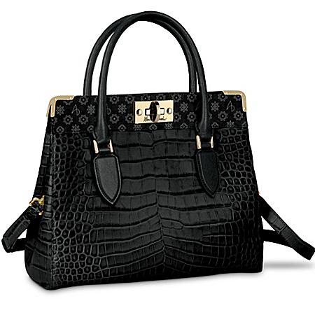 Photo of Handbag: Alfred Durante Royal Sophistication Designer Handbag by The Bradford Exchange Online