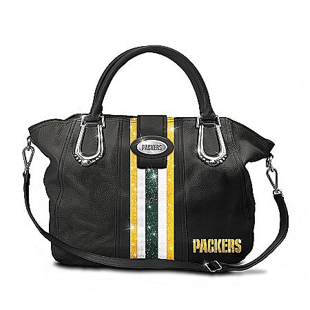 Photo of Women's Handbag: Titletown Chic Handbag by The Bradford Exchange Online