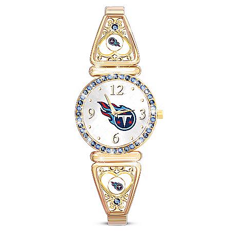 My Tennessee Titans Ultimate Fan Women's Watch 125350001