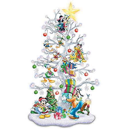 Image of Magic Of Disney Pre-Lit Tabletop Christmas Tree