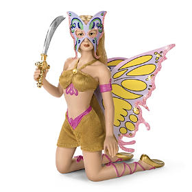 Mystical Warriors Proud Warrior Fantasy Doll