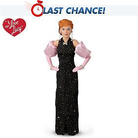 I LOVE LUCY Charm School Fashion Doll