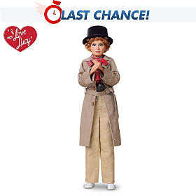 I LOVE LUCY Lucy And Harpo Marx Fashion Doll
