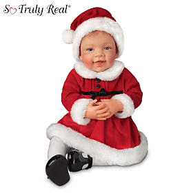 Avery's First Christmas Baby Doll