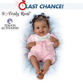 Taylor's Ticklish Tootsies Baby Doll