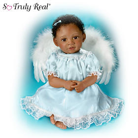 Maya, Angel Of Hope Baby Doll