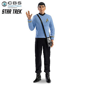 Mr. Spock Figure