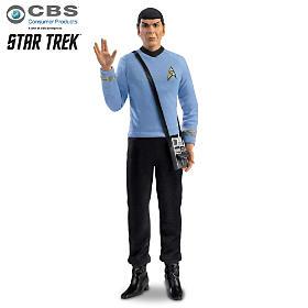 Mr. Spock Figure