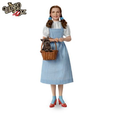 The Wizard Of Oz Dorothy Talking And Singing Collector Doll by