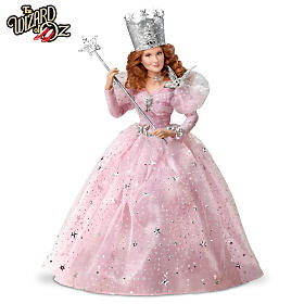Glinda The Good Witch Portrait Doll