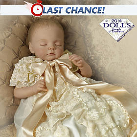 Prince George Of Cambridge Commemorative Baby Doll