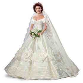 Jacqueline Kennedy Commemorative Bride Doll