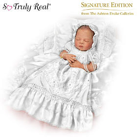 All God's Grace In One Little Face Baby Doll