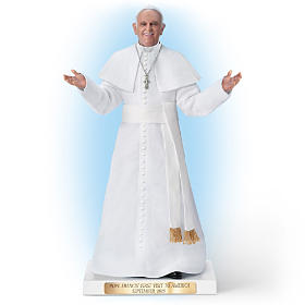 Pope Francis First Visit To America Sculpture